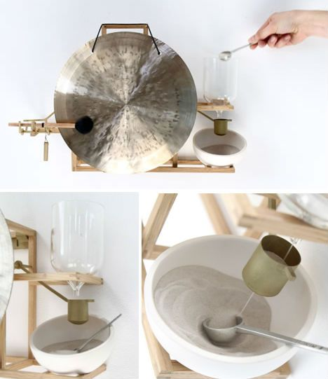 Furniture that is burnt, broken, disassembled and put back together again in strange arrangements are among the unusual home objects created by Dutch designer Maarten Baas. Known for the attention-getting creative touches in his hand-made furniture, Baas breaks down the expectations that we plac ...