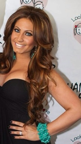 Traci DiMarco's hair is amazing....maybe my next color