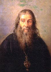 Архимандрит Антонин (Капустин), руководитель Русской духовной миссии в Иерусалиме.