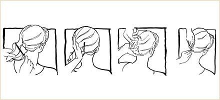frisuren dünnes haar dauerwelle