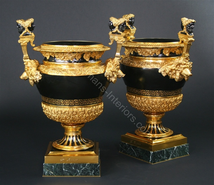 Large Decorative Vases And Urns Fair 574 Best Antique Vases Urns And Centrepiecesimages On Pinterest Design Inspiration
