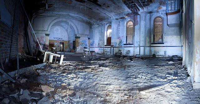 Deserted Places: The Holy Family Orphanage in Marquette, Michigan