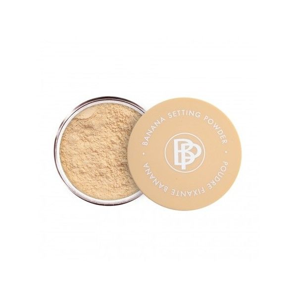 Banana Setting Powder (485 ZAR) ❤ liked on Polyvore featuring beauty products, makeup, face makeup and face powder