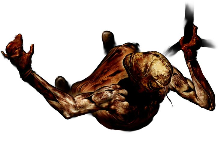 Silent Hill 3 Art & Pictures.  Valtiel