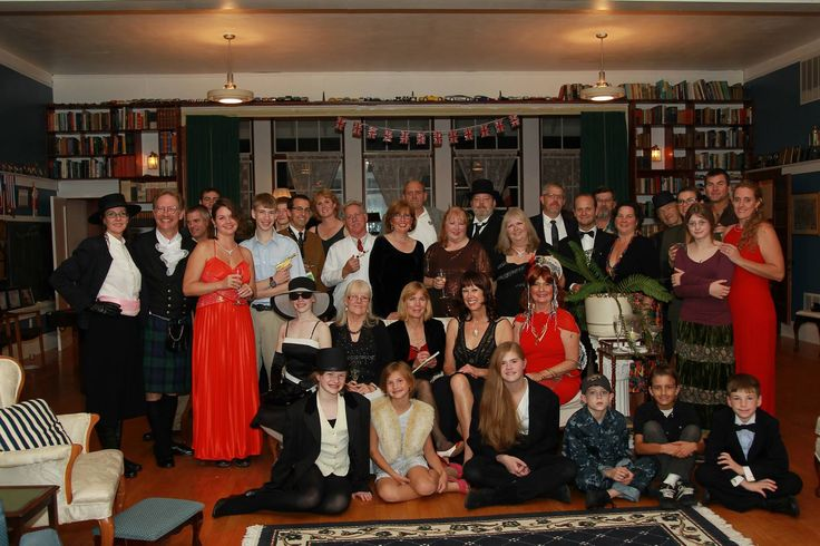 our james bond party september 28 2014 great costumes music food and company breithaupt. Black Bedroom Furniture Sets. Home Design Ideas
