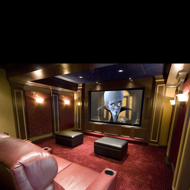 25 best Media Room images on Pinterest Home theaters, Home