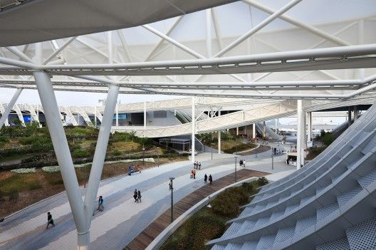 International Pavilion of Yeosu Expo / H Architecture