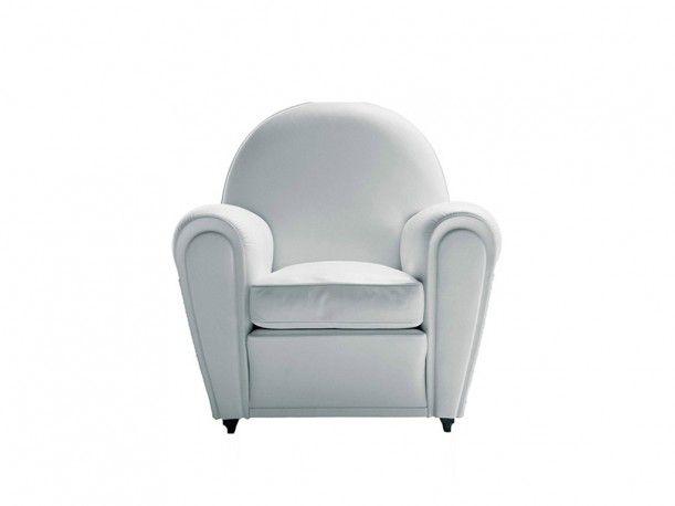 Vanity Fair armchair designed by Renzo Frau for Poltrona Frau. http://santiccioli.com/en/collections/?filter=product&name=vanity-fair