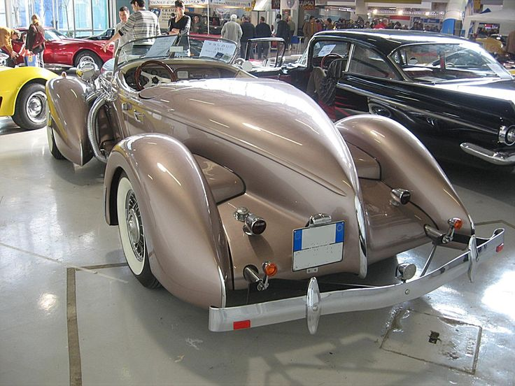 188 Best Auburn Speedster Images On Pinterest
