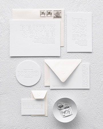 Best 20+ Embossed wedding invitations ideas on Pinterest | Classy ...