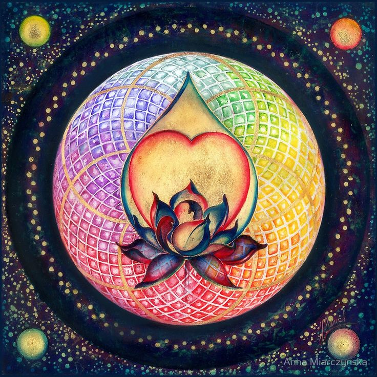 Íme a gazdagság és jólét Mandalája - fogadd szeretettel és add tovább! - POZITÍV GONDOLATOK