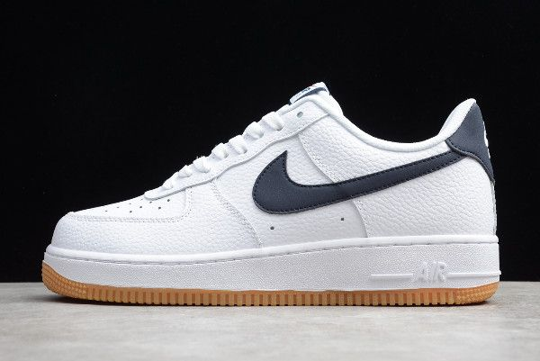 Silicio helado Obstinado  2019 Nike Air Force 1 '07 Low White/Obsidian-Gum CI0057-100 | Nike air  force, Air force, Nike air