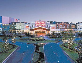 Casinos in Tunica, Mississippi