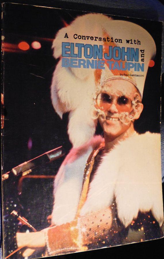 A Conversation with Elton John & Bernie Taupin by VioletsandWine