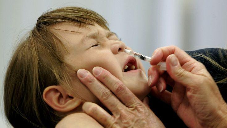 Nasal flu vaccine to make a comeback