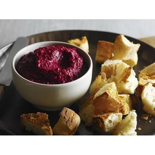 Turkish beetroot dip recipe - By Australian Women's Weekly, With its gorgeous…