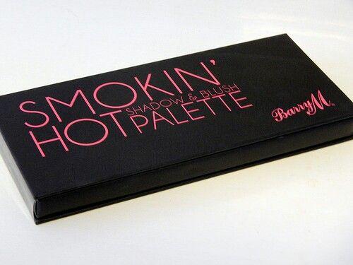 Barry M Smokin Hot Palette