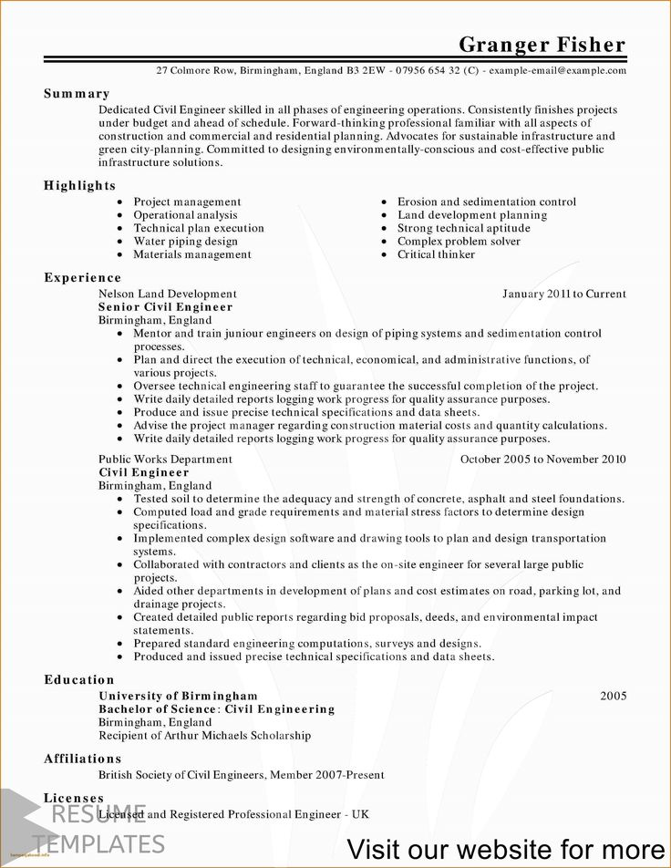 resume builder online free in 2020 Resume template
