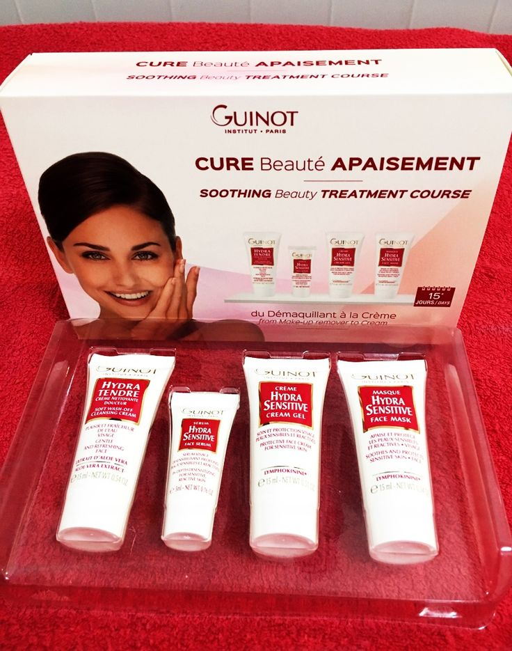 Guinot Christmas pack - Soothing
