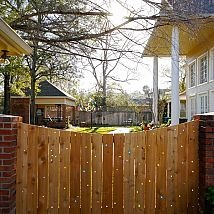 Hometalk :: Make your fence sparkle with marbles! It's easy... all you need is a d…