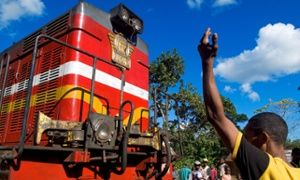 Fianarantsoa to Manakara, Madagascar. This tropical train ride takes passengers through the lush jungle in the south-east of the island, along a railway built in the late 1920s. It's not a glamorous journey; the carriages are run down and some of the track is reported to date back to the 1890s, but this snail-rail adventure is the best way to explore this part of Madagascar. And when we say snail rail, we really mean it. The line may only be 160km in length, but it can take anything up to 12…
