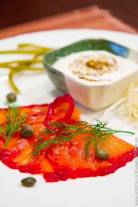 Гравлакс | Кулинарные заметки Алексея Онегина