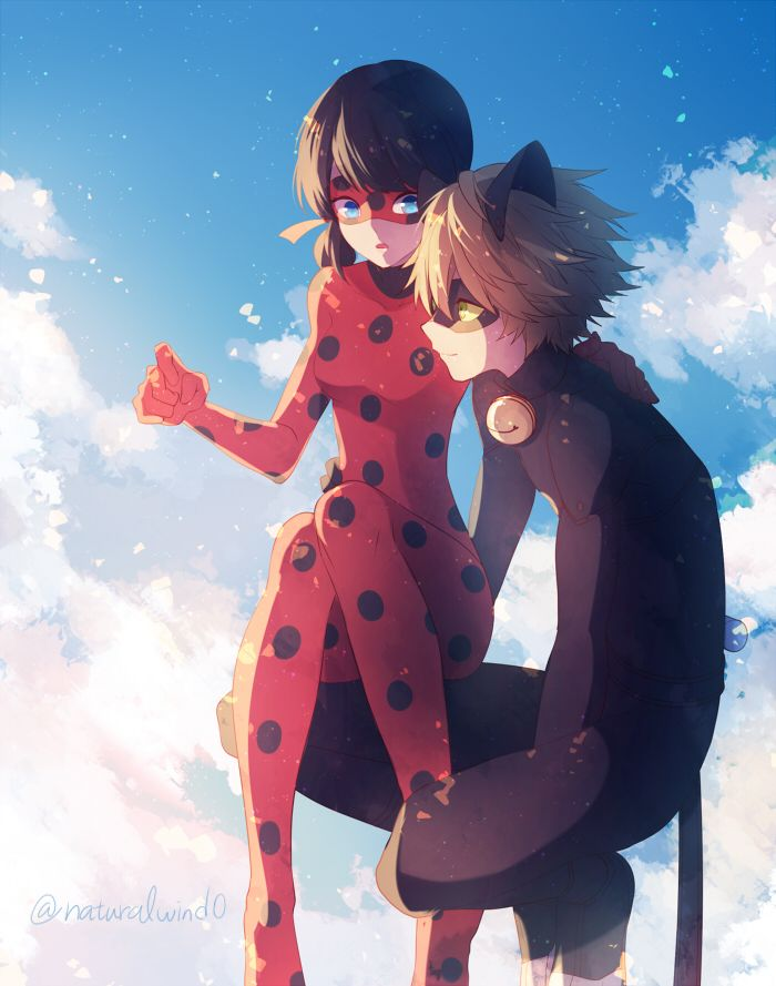 Леди баг и супер-кот картинки аниме