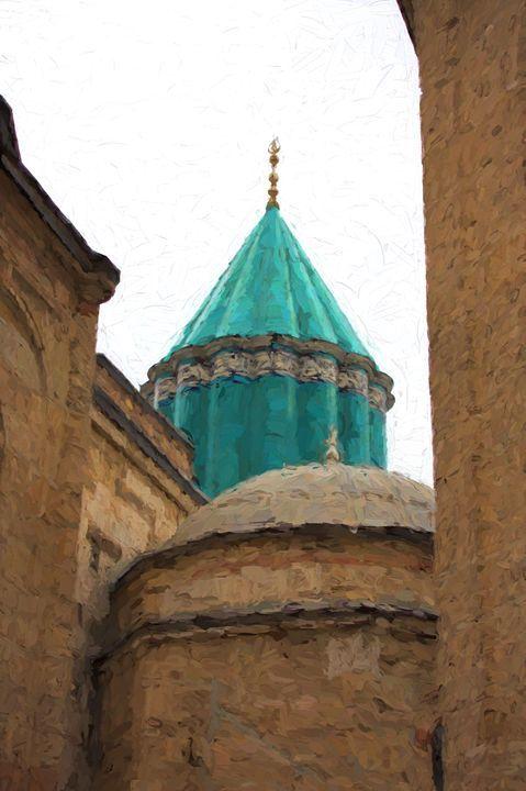 Konya Mevlana Mosquee -  Robertogiobbi