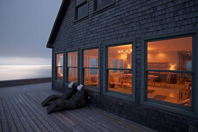 House on the Ocean Location: Nova Scotia, Canada