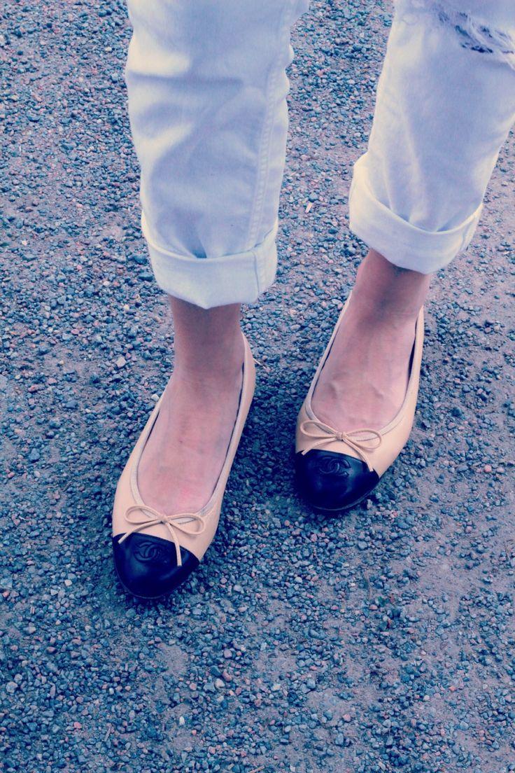Sapatilhas Chanel: lindas, básicas e confortáveis! Investimento que vale a pena! Quero pra ontem!