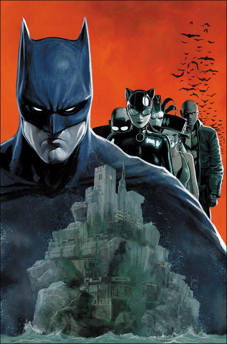 "deadlyhandsofcomics: "" Batman #10 •  Tom King (w) •  Mikel Janin (a) |Cover by Mikel Janin| """