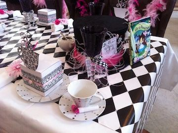 pin by melissa little on alice and wonderland wedding pinterest mad hatter tea mad hatter party and tea party decorations
