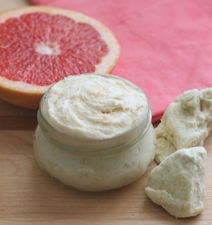 Grapefruit whipped Body Butter