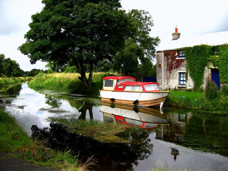 Adagio I - The Canal at Milltown IRL 2008