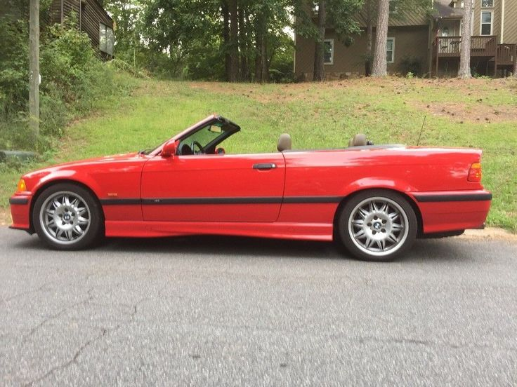 Awesome BMW 2017: 1998 BMW M3  1998 BMW M3 CONVERTIBLE/LOW MILES/RARE COLOR COMBO Check more at http://24auto.ga/2017/bmw-2017-1998-bmw-m3-1998-bmw-m3-convertiblelow-milesrare-color-combo-2/