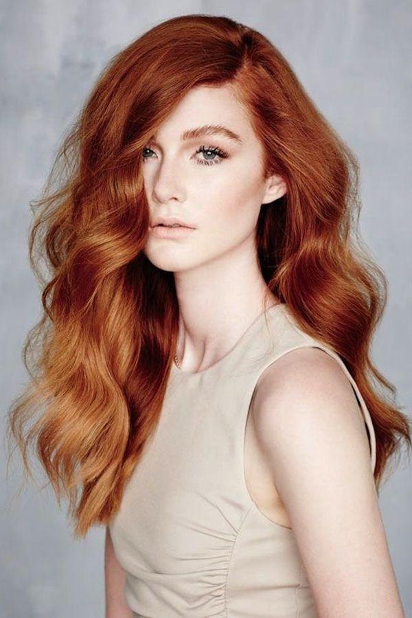 Haarfarben+Trend:+Kupfer