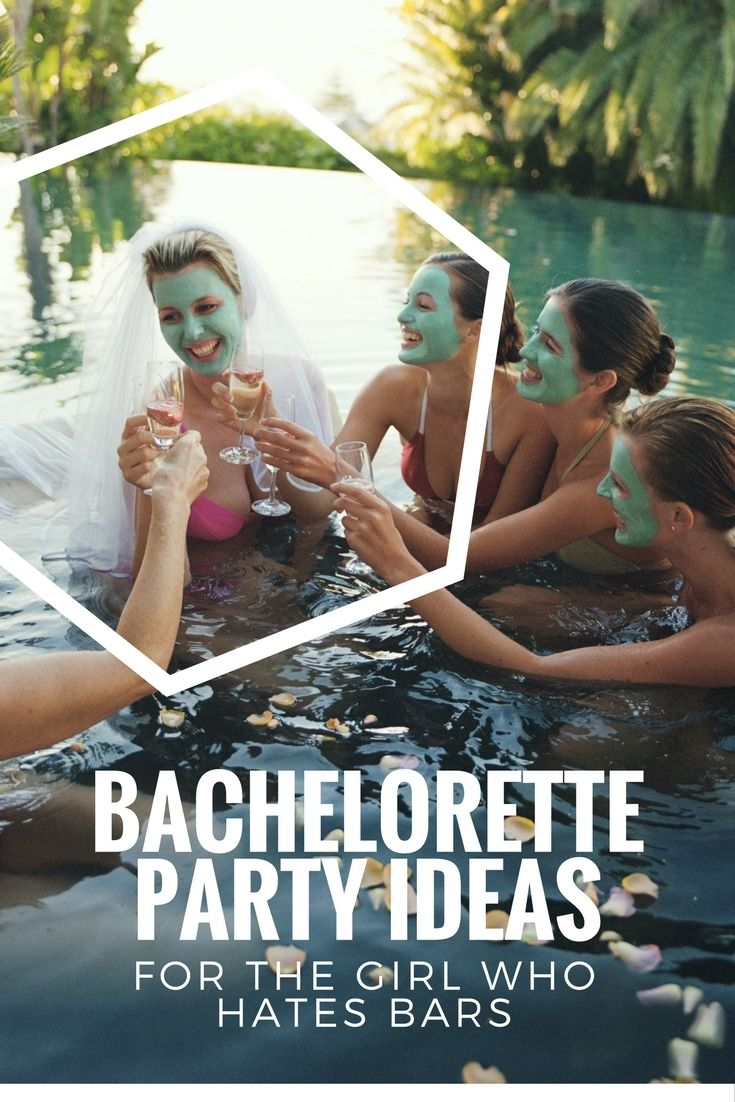 If penis cakes and bar hopping aren't for you, then you need check out these fun and classy bachelorette party ideas.