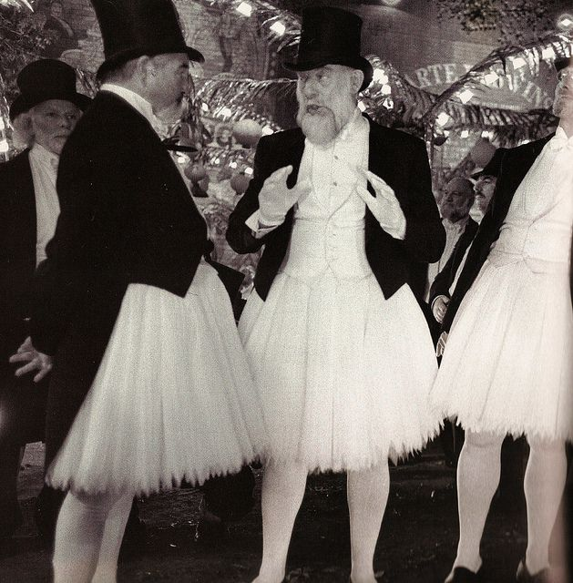 men in tutus | new years eve party vibes | Vintage, Kinds ...