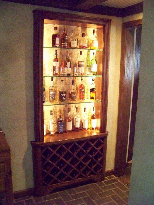 Liquor Cabinet - by Les Hastings @ LumberJocks.com ~ woodworking ...