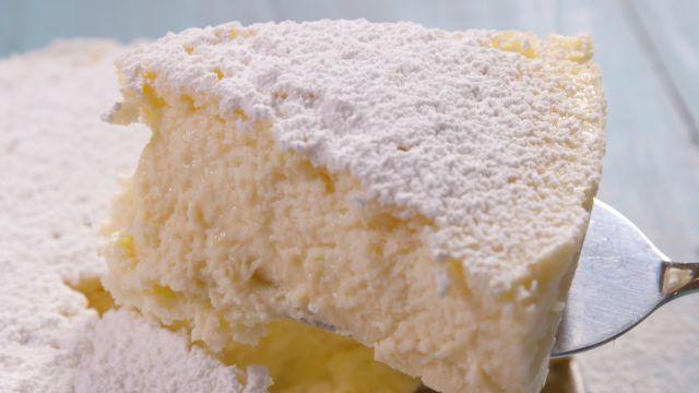 3-Ingredient Cheesecake  - Delish.com