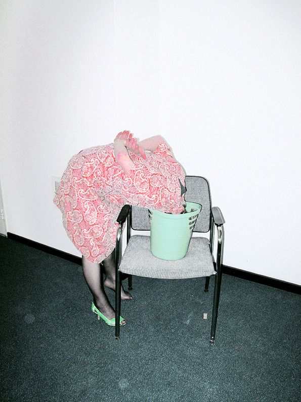 Isabelle Wenzel's photos of the working lady
