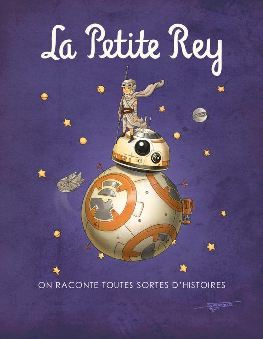 """shinigami-dice: """" Le petit Rey, by Angel Saquero. """""""