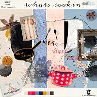 What's cookin' by Pixel Giraffe Designs: http://winkel.digiscrap.nl/What-s-cookin/