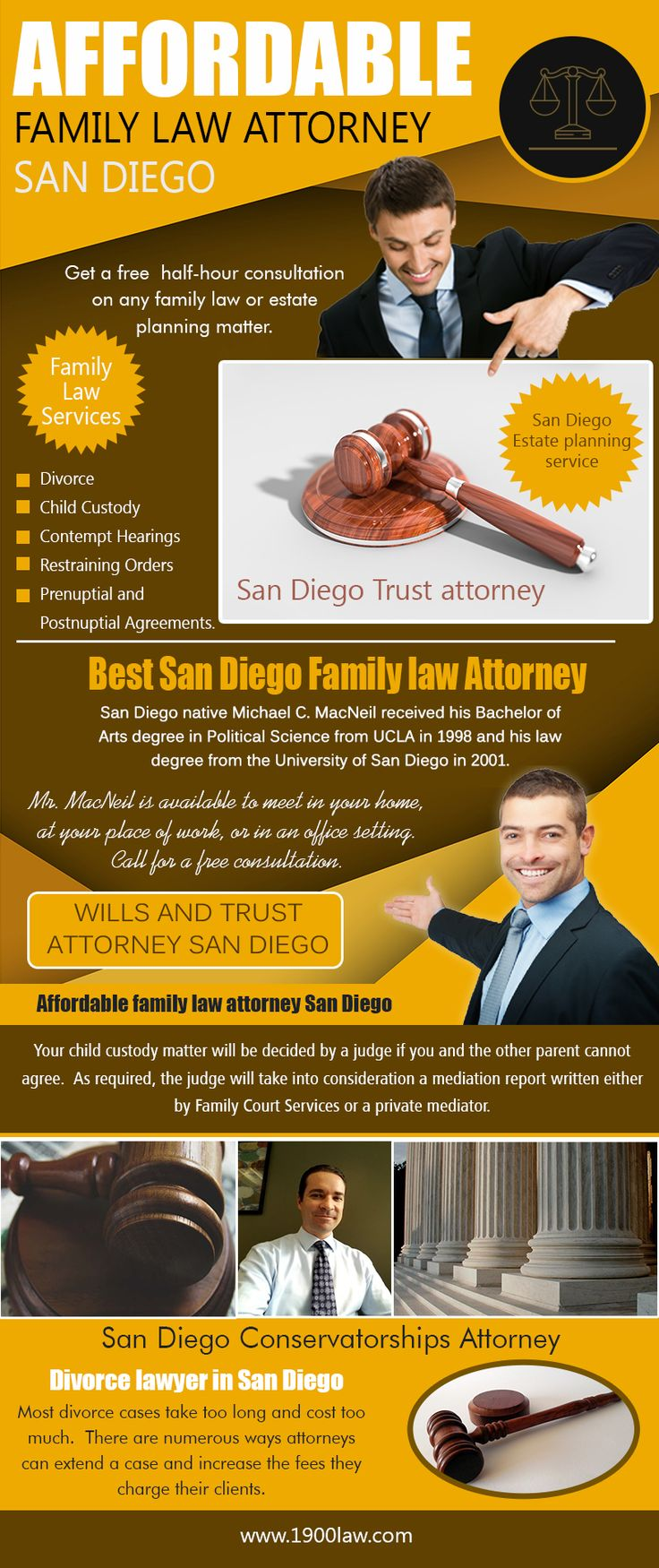 Divorce Attorney in San Diego Family law attorney