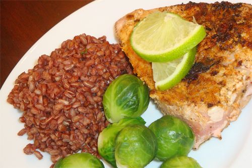 Coconut Lime Tuna Steaks - SO easy to make and SO delicious!