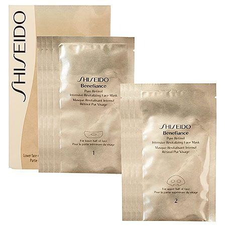 Benefiance Pure Retinol Intensive Revitalizing Face Mask - Shiseido | Sephora