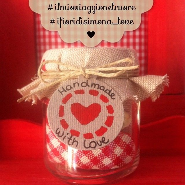 New #giveaway on #instagram! come on follow me, you can win this lil pot with two cute heart inside...