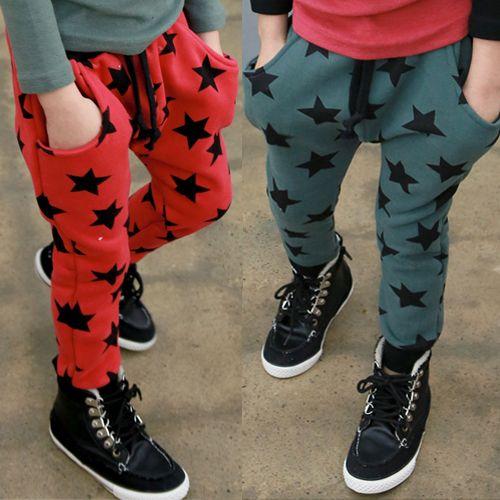Aliexpress.com : Buy 2014 spring and autumn clothing boys girls clothing baby child harem pants long trousers kz 1356 on Kids Fashion Clothi...