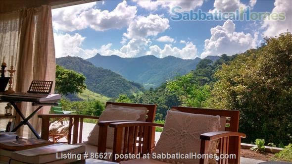 SabbaticalHomes - Home for Rent - Sao Pedro da Serra / Lumiar, RJ Brazil - Sleeps 2