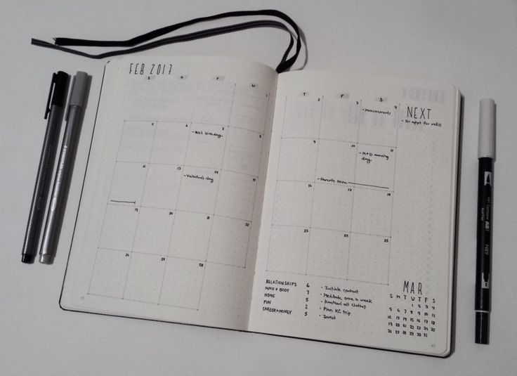 Calendar Layout Bullet Journal : Best monthly calendars ideas on pinterest free